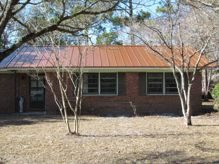 Absolute Metal Roofs Roofing Contractors In Wilmington Nc