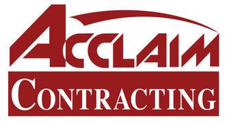 Acclaim Contracting LLC Logo