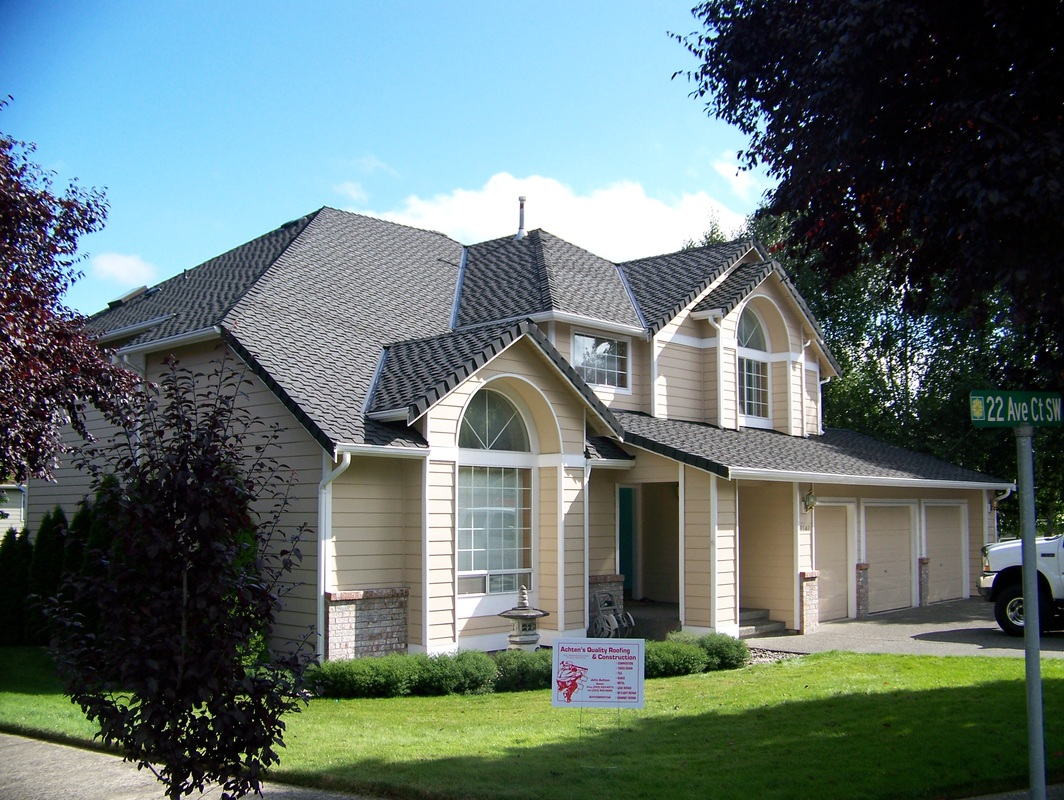 Achten S Quality Roofing Roofing Contractors In Tacoma Wa