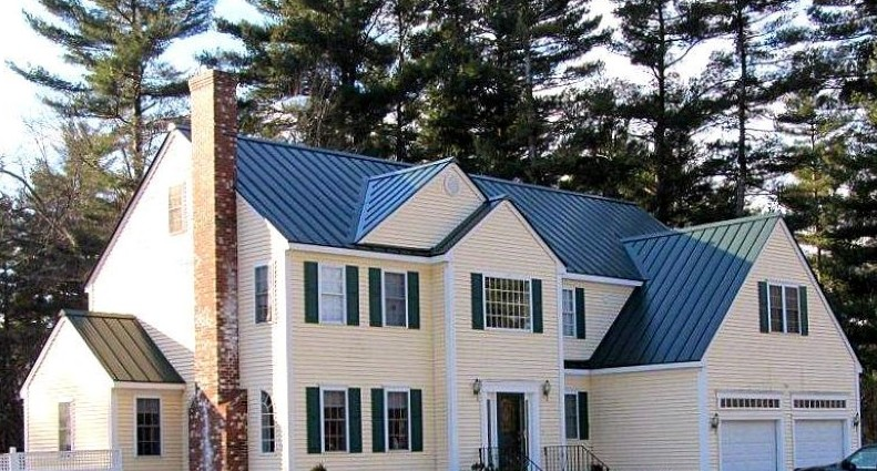 Advanced Metal Roofing Llc Contractors In Bwood Nh