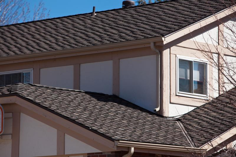 Asphalt Shingles Tile Composition Roof