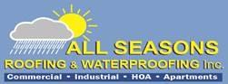 All Seasons Roofing & Waterproofing Inc Logo