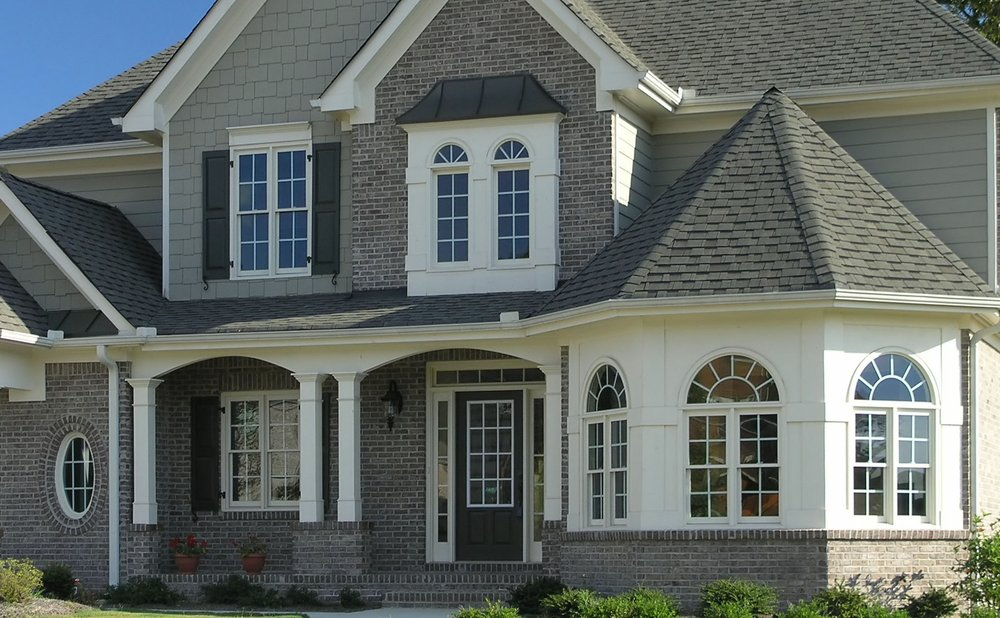 Amos exteriors inc roofing contractors in indianapolis in for Indianapolis painting company