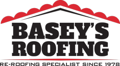 Basey's Roofing Logo