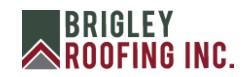 Brigley Roofing Inc Logo