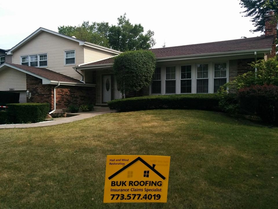 Buk Roofing Roofing Contractors In Chicago Il