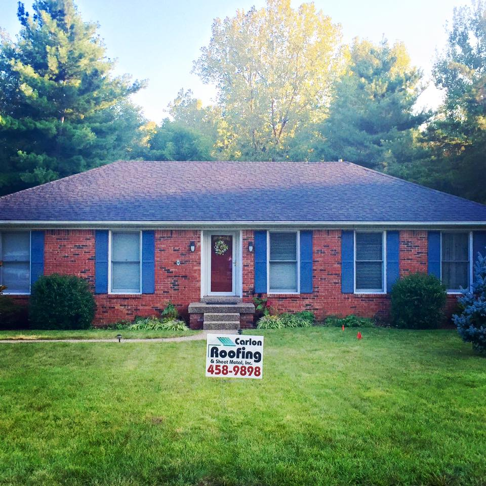 Carlon Roofing U0026 Sheet Metal Inc | Roofing Contractors In Louisville, KY