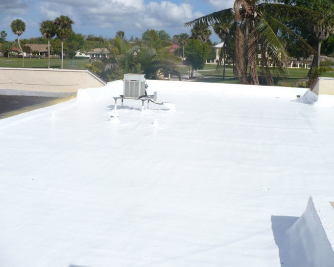 Cool Roof Foam And Coatings Roofing Contractors In