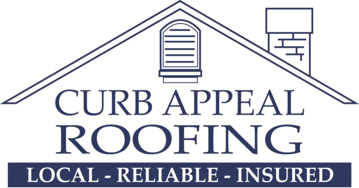 Curb Appeal Roofing Logo