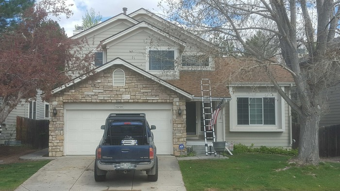 Roof Replacement in Parker