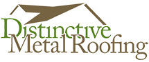 Distinctive Metal Roofing Logo