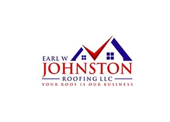 Earl W Johnston Roofing Inc Logo