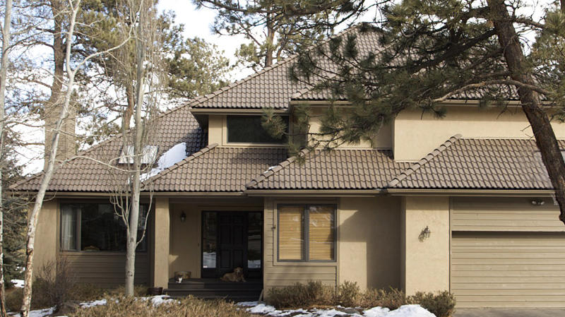 Asphalt Shingles Composition Roof