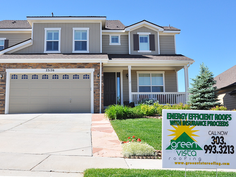 Green Vista Roofing Inc Roofing Contractors In Commerce