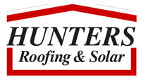 Hunters Roofing Logo