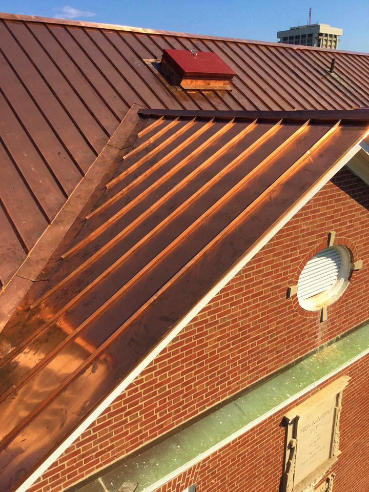 Isaacs Roofing Amp Sheet Metal Roofing Contractors In Waco Ky