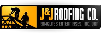 J & J Roofing Logo