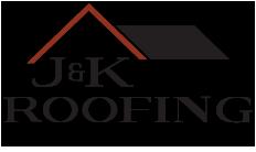J & K Roofing Logo