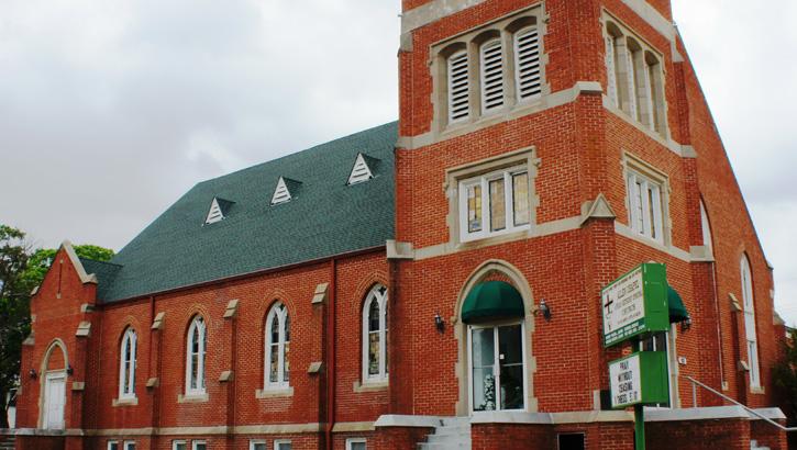 Allen Chapel - Composition Shingles Roof