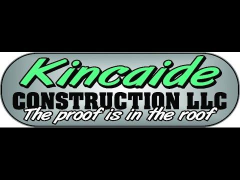 Kincaide Construction - Roofing & Siding Logo