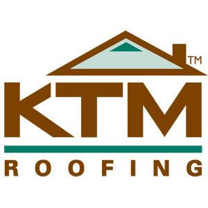 KTM Roofing CO INC Logo