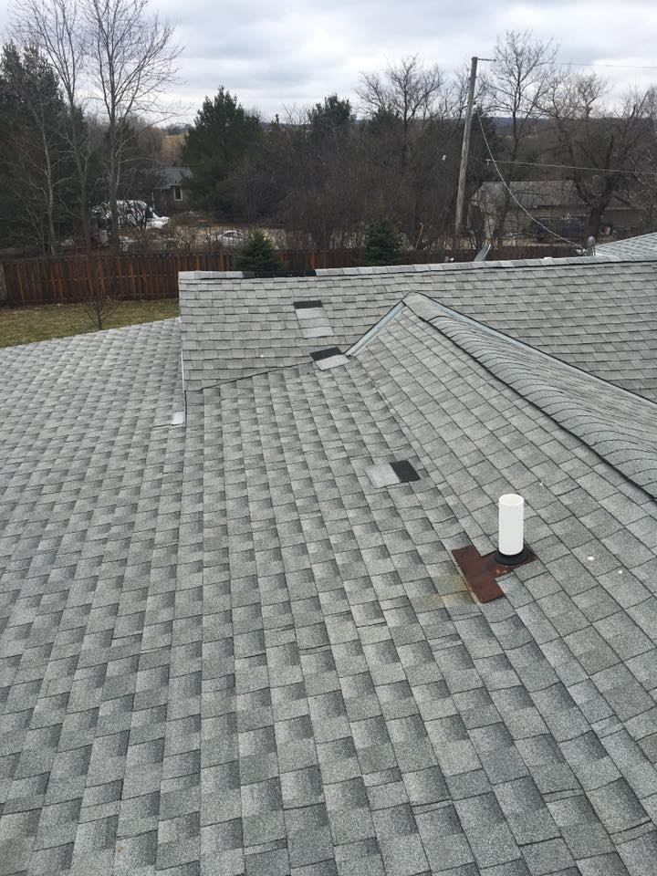 Lefever Roofing Llc Roofing Contractors In Dousman Wi