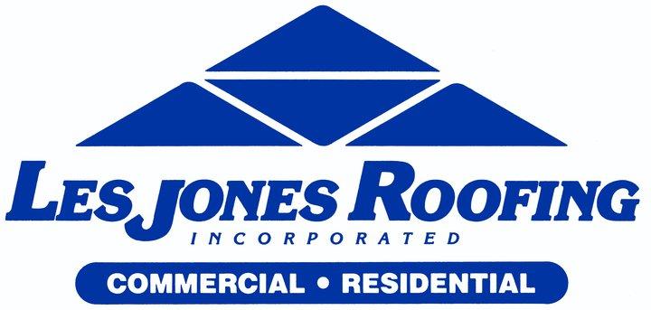 Les Jones Roofing Inc Logo
