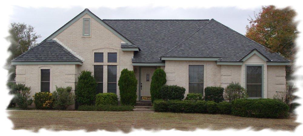 Laminated Asphalt Shingles Roof