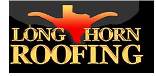 Long Horn Roofing Logo