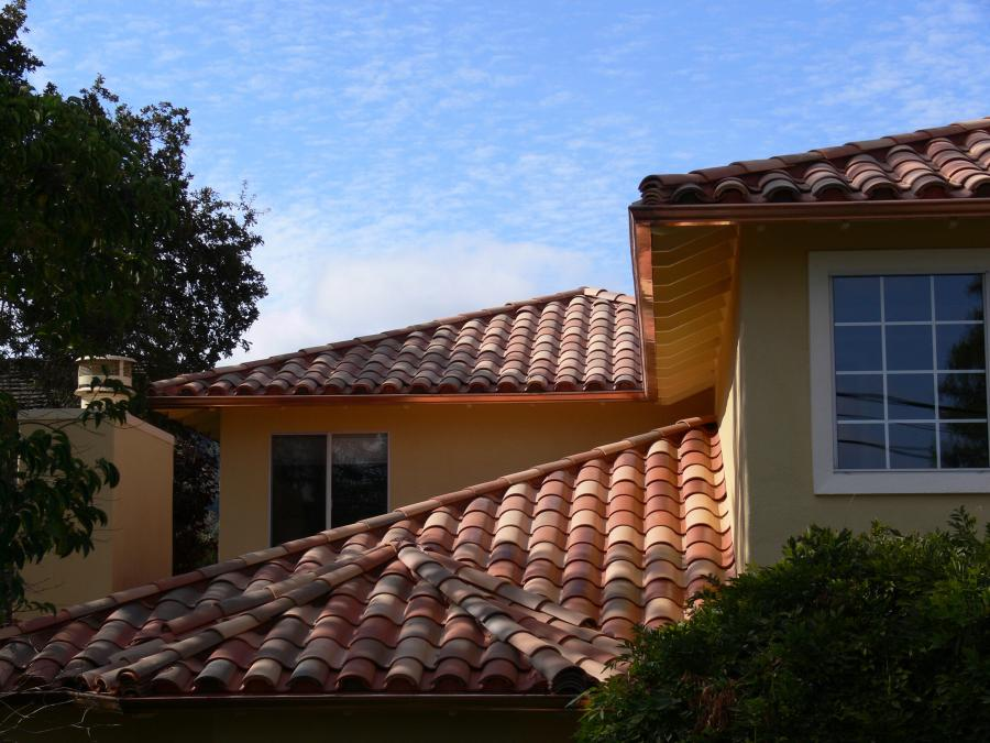Tile Roof by Los Gatos Roofing