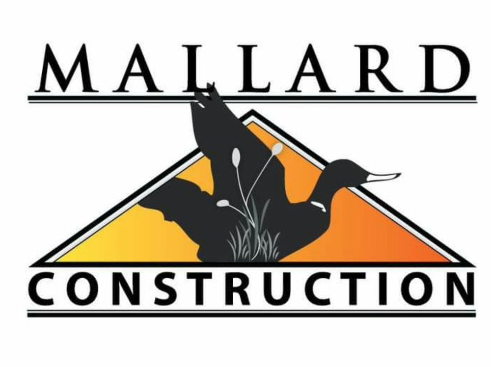Mallard Construction & Roofing Logo