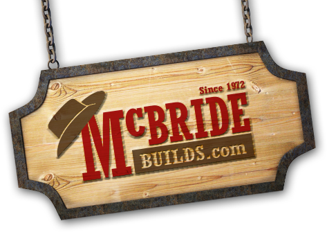 McBride Construction & Roofing LLC Logo