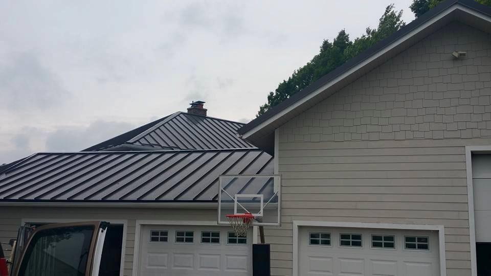 Mullins Roofing Llc Roofing Contractors In Jackson Mi