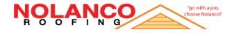 Nolanco Roofing Logo