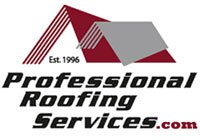 Professional Roofing Services.com Logo