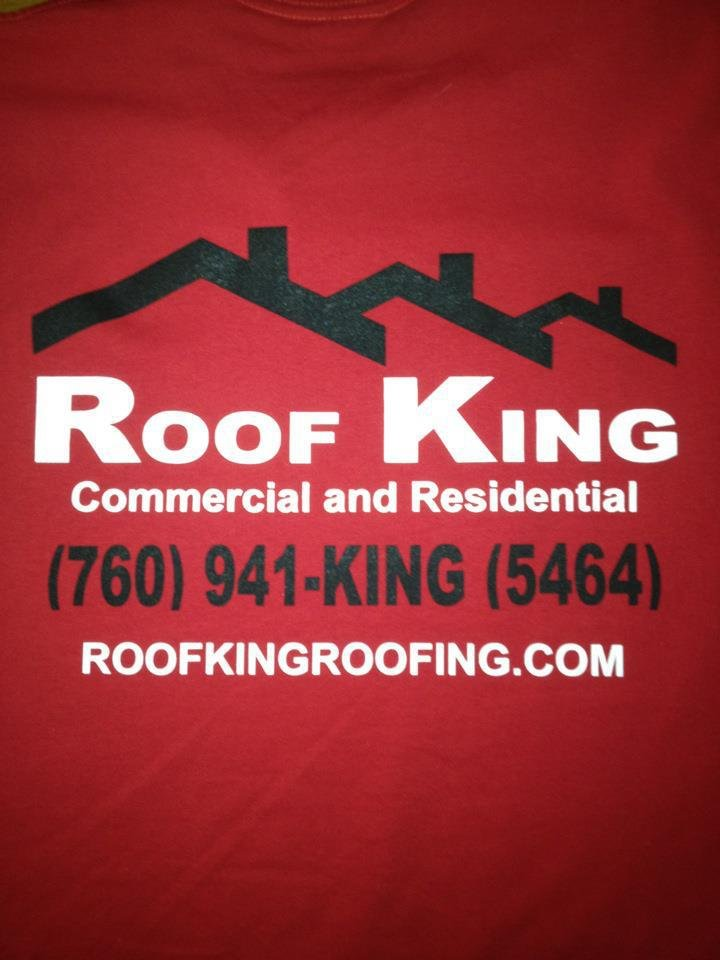 Roof King Roofing, Inc. Logo