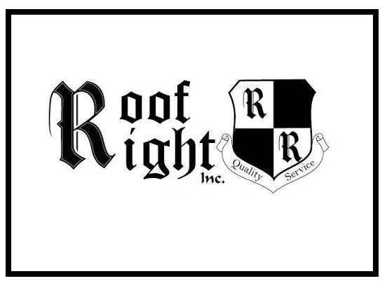 Roof Right Inc Logo