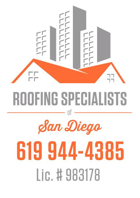 Roofing Specialists of San Diego Logo