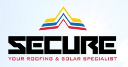Secure Roofing and Solar Inc. Logo