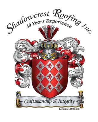 Shadowcrest Roofing, Inc.Logo