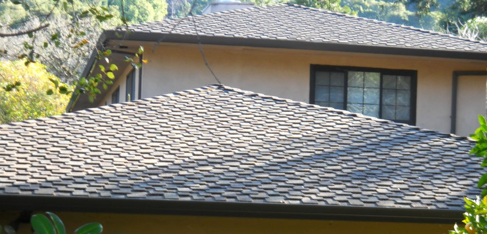 Composition Shingles Roof installed by Signature Roofing Inc.