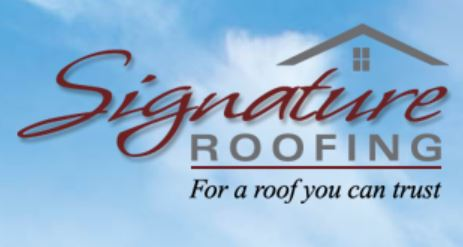 Signature Roofing Inc. Logo