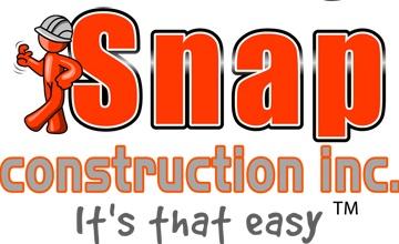 Snap Construction Inc Logo