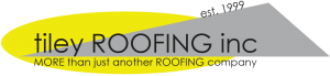 Tiley Roofing Inc Logo