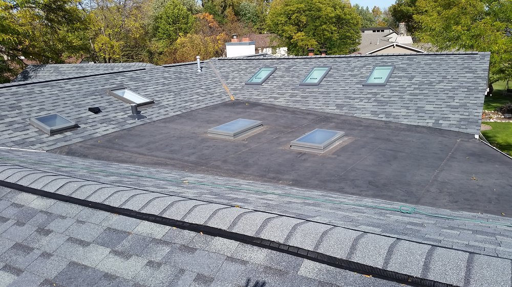 Tilford Contracting Roofing Contractors In Maple Grove Mn