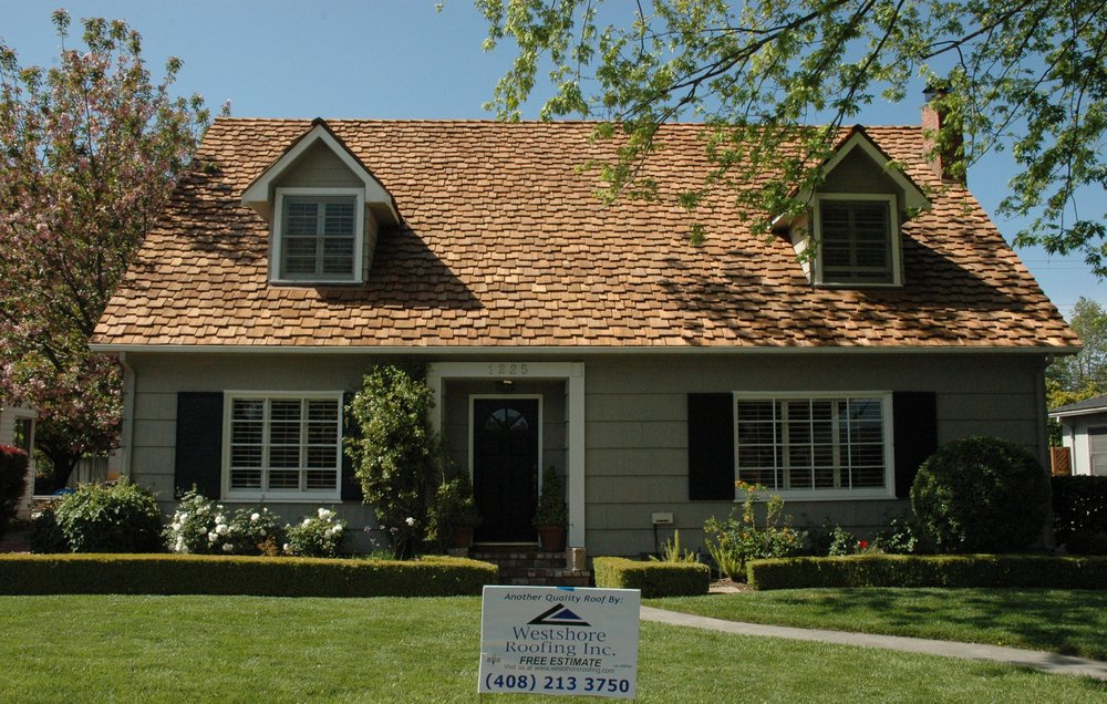 Westshore Roofing Inc Roofing Contractors In San Jose Ca