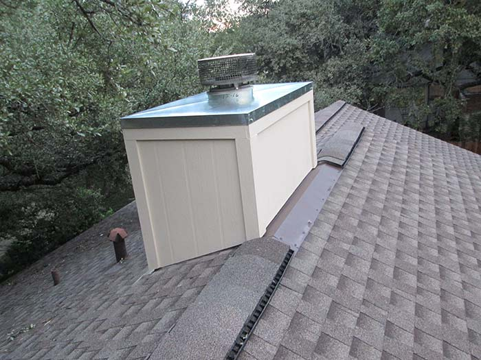 Flat Roof Sloping