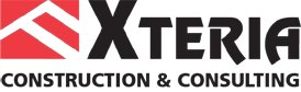 Xteria Construction and Consulting Logo